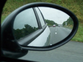 rear view mirror 2