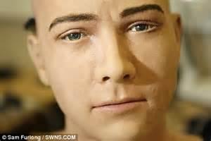 human-looking robot 2